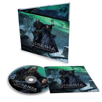 SIRENIA, RIDDLES RUINS AND REVELATIONS, LTD, CD