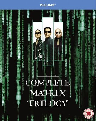 MATRIX, COMPLETE MATRIX TRILOGY, BLU-RAY