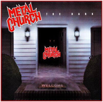 METAL CHURCH, DARK, CD