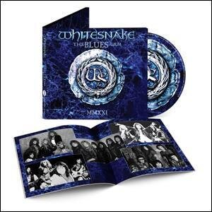 WHITESNAKE, BLUES ALBUM, CD