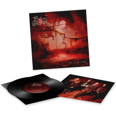 BODOM AFTER MIDNIGHT, PAINT THE SKY WITH BLOOD, Vinyl LP