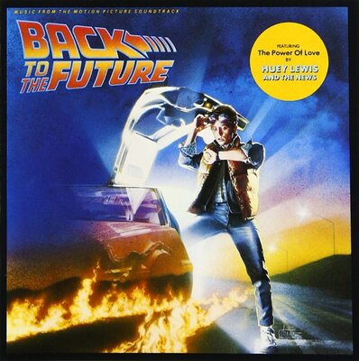 Back To the Future, Back To the Future OST, Vinyl LP