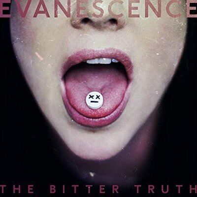 EVANESCENCE, BITTER TRUTH, LTD.DIGI., CD