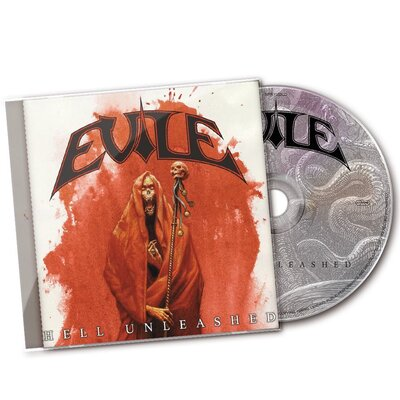 EVILE, HELL UNLEASHED, CD
