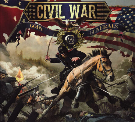 CIVIL WAR, GODS & GENERALS, Vinyl LP