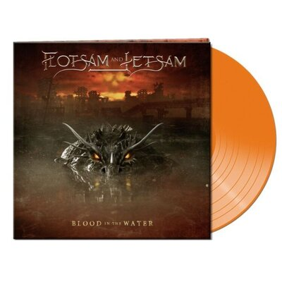 FLOTSAM AND JETSAM, BLOOD IN THE WATER, LP