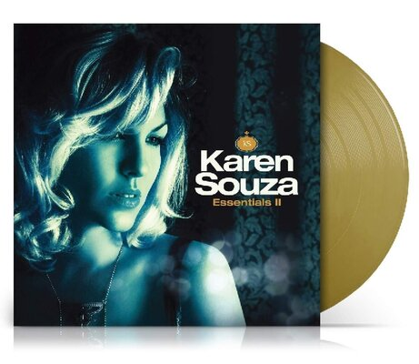 KAREN SOUZA, ESSENTIALS 2, Vinyl LP