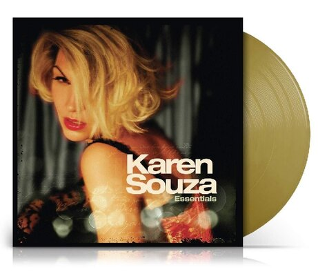 KAREN SOUZA, ESSENTIALS, Vinyl LP