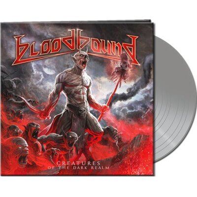 BLOODBOUND, CREATURES OF THE DARK REALM, Vinyl LP