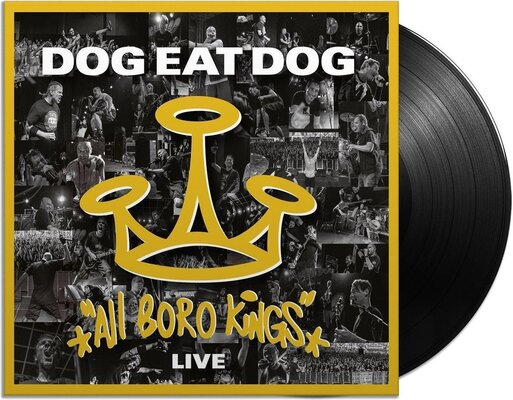 DOG EAT DOG, ALL BORO KINGS LIVE, LP