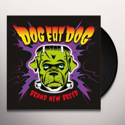DOG EAT DOG, BRAND NEW BREED, Vinyl LP