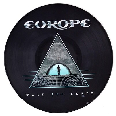 EUROPE, WALK THE EARTH LTD, Vinyl LP