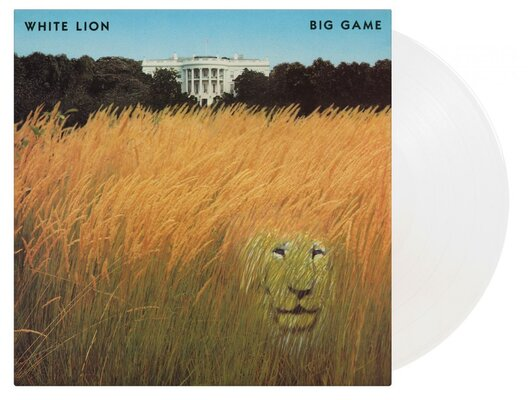 WHITE LION, BIG GAME, Vinyl LP