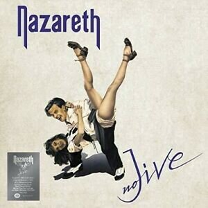 NAZARETH, NO JIVE, REMAST/TRANSPAR-, Vinyl LP