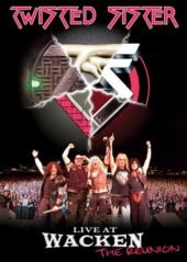 TWISTED SISTER, LIVE AT WACKEN, 2DVD
