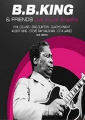 B.B. & FRIENDS KING, LIVE IN LOS ANGELES, DVD
