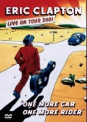 ERIC CLAPTON, ONE MORE CAR ONE MORE RID, DVD