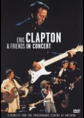 ERIC CLAPTON, ERIC CLAPTON & FRIENDS IN CONCERT, DVD