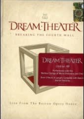 DREAM THEATER, BREAKING THE FOURTH WALL, 2DVD