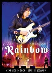 RAINBOW, MEMORIES IN ROCK: LIVE.., DVD