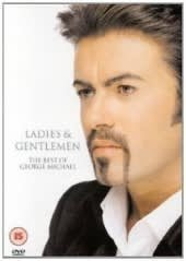 GEORGE MICHAEL, LADIES & GENTLEMEN, DVD