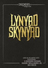 LYNYRD SKYNYRD, LIVE IN ATLANTIC CITY, DVD