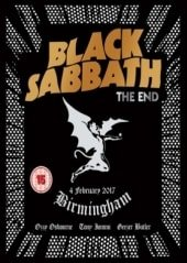 BLACK SABBATH, END (LIVE F/T GENTING.., DVD