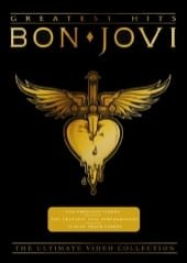 BON JOVI, GREATEST HITS , DVD