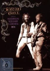 JETHRO TULL, LIVE AT MADISON SQUARE GA, 2DVD