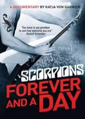 SCORPIONS, FOREVER AND A DAY, LIVE IN..., DVD