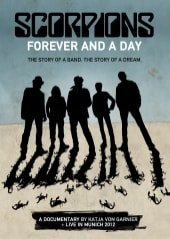 SCORPIONS, FOREVER AND A DAY, .., 2DVD