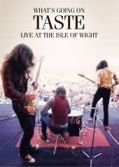 TASTE, LIVE AT THE ISLE OF.., DVD