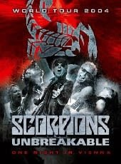 SCORPIONS, UNBREAKABLE WORLD TOUR 2004, DVD