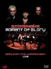 SCORPIONS, MOMENT OF GLORY, DVD