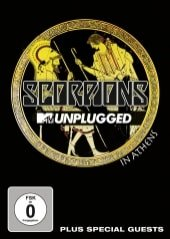 SCORPIONS, MTV UNPLUGGED, DVD