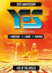 YES, LIVE A/T APOLLO,.., DVD