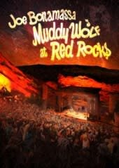 JOE BONAMASSA, MUDDY WOLF AT RED ROCKS, 2DVD