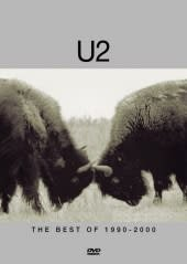 U2, THE BEST OF 1990-2000, DVD