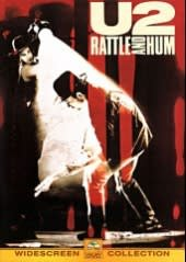 U2, RATTLE AND HUM, DVD