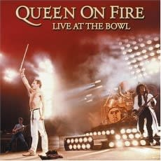 QUEEN, QUEEN ON FIRE - LIVE AT THE BOWL , DVD