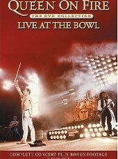QUEEN, QUEEN ON FIRE - LIVE AT THE BOWL, DVD