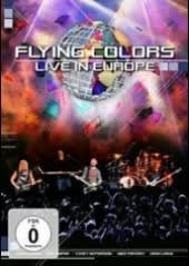 FLYING COLORS, LIVE IN EUROPE, DVD