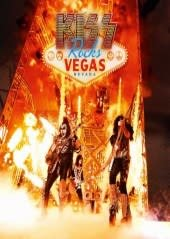 KISS, ROCKS VEGAS, LIVE AT.., DVD