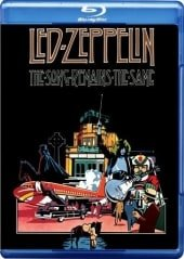 LED ZEPPELIN, THE SONG REMAINS THE SAME, DVD