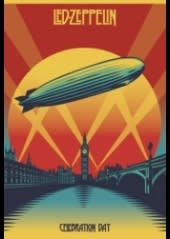 LED ZEPPELIN, CELEBRATION DAY DVD+2CD, 3DVD