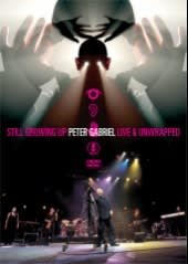 PETER GABRIEL, STILL GROWING UP,  LIVE.., 2DVD