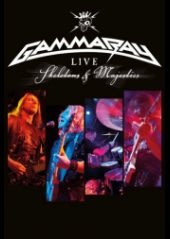 GAMMA RAY, LIVE SKELETONS & MAJESTIES, 2DVD