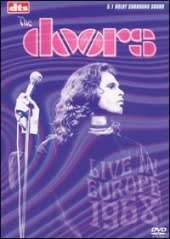 DOORS, LIVE IN EUROPE 1968 DTS V, DVD
