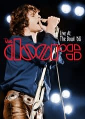 DOORS, LIVE AT THE BOWL 68 , DVD