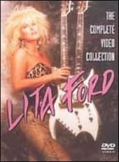 Lita Ford, Complete Video Collection, DVD